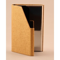 Business card Holder - GOLD
