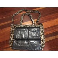 Leopard Print Wowing Bag