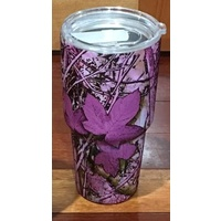 Thermal Cup - PURPLE/pink Camo